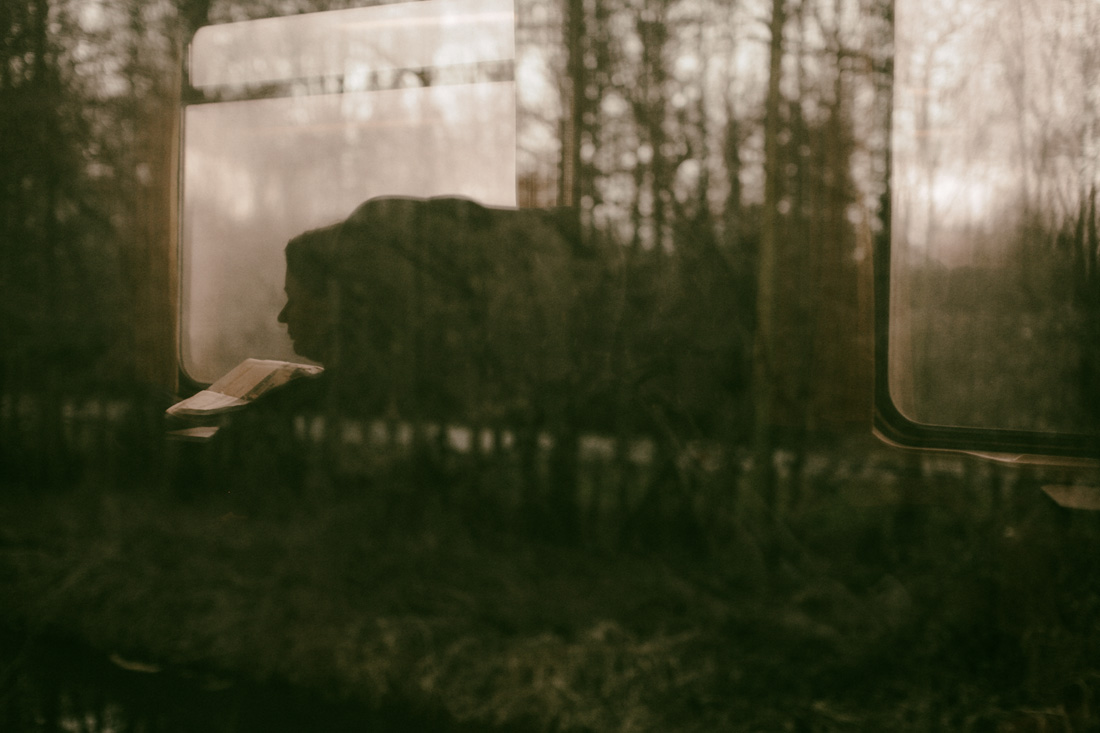Holland by Train